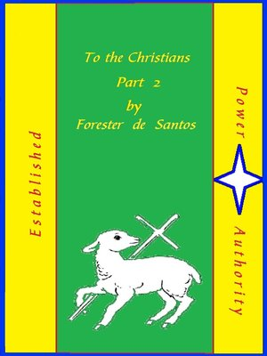 cover image of To the Christians Part 2