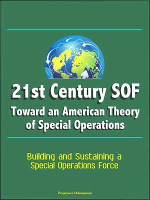 cover image of 21st Century SOF