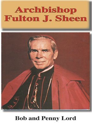 cover image of Archbishop Fulton J. Sheen
