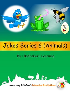 cover image of Jokes Series 6 (Animals)