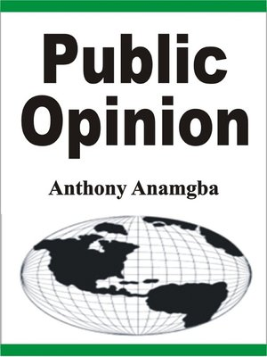 cover image of Public Opinion
