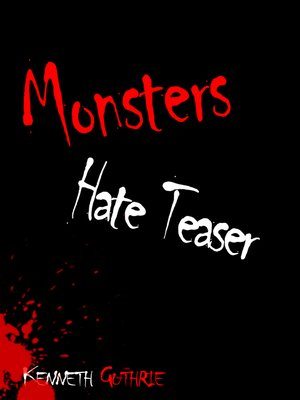 cover image of Monsters Hate Teaser