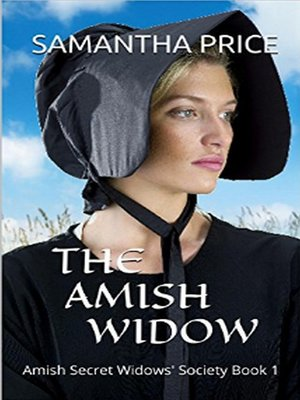 cover image of The Amish Widow