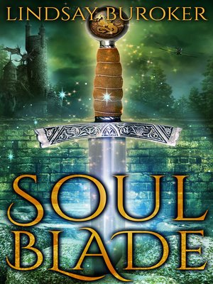 cover image of Soulblade (Dragon Blood, Book 7)
