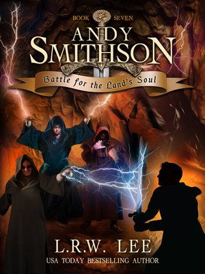 cover image of Battle for the Land's Soul (Andy Smithson Book Seven)