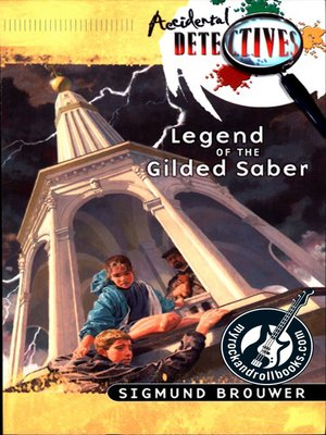 cover image of Legend of the Gilded Saber