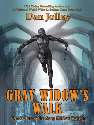 cover image of Gray Widow's Walk
