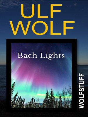 cover image of Bach Lights