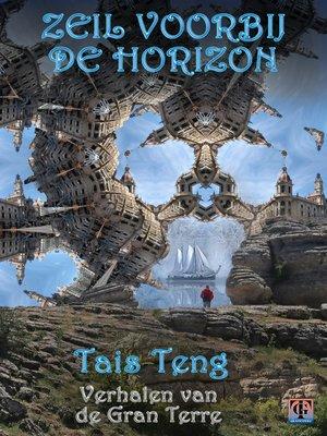 cover image of Zeil voorbij de horizon, verhalen van de Gran Terre