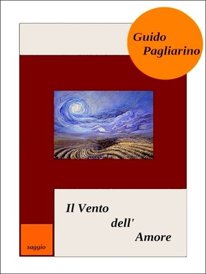 cover image of Il Vento dell'Amore