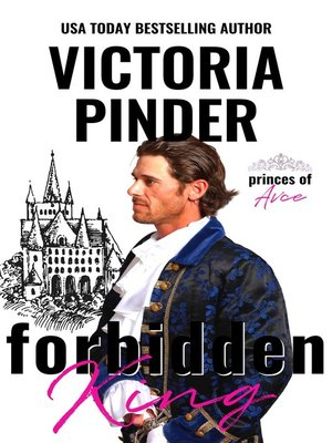cover image of Forbidden King
