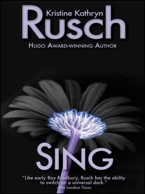 cover image of Sing