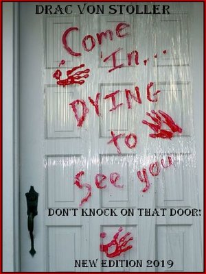 cover image of Don't Knock on that Door!