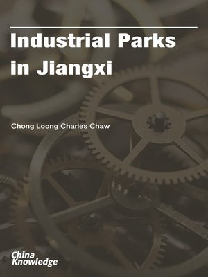 cover image of Industrial Parks in Jiangxi