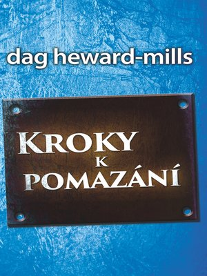 cover image of Kroky k pomazání