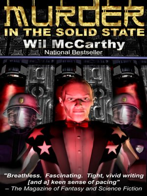 cover image of Murder in the Solid State