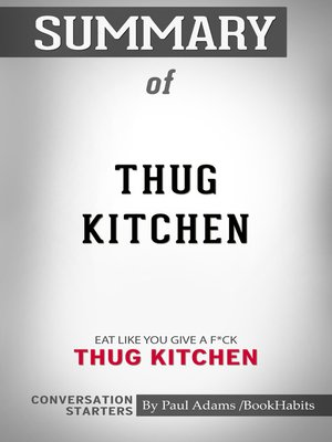 cover image of Summary of Thug Kitchen
