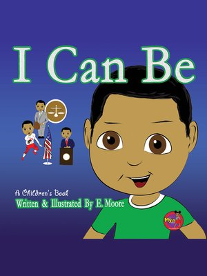 cover image of I Can Be