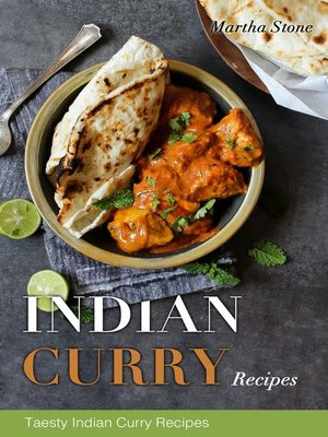 cover image of Indian Curry Recipes