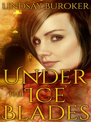 cover image of Under the Ice Blades