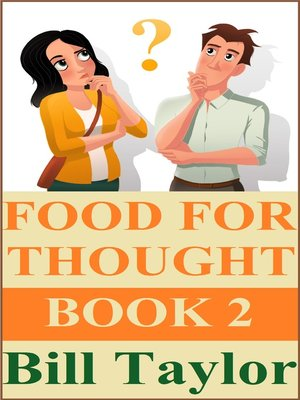cover image of Food For Thought