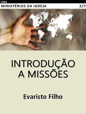 cover image of Introdução a Missões