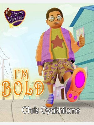 cover image of I'm Bold