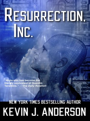 cover image of Resurrection, Inc. (2012 ed, Author's Preferred Text)