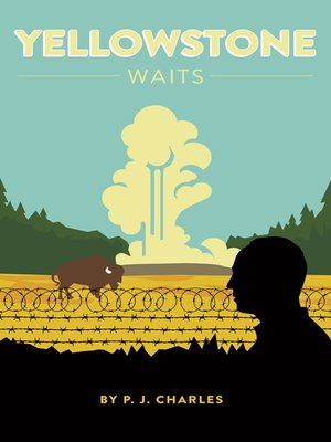 cover image of Yellowstone Waits