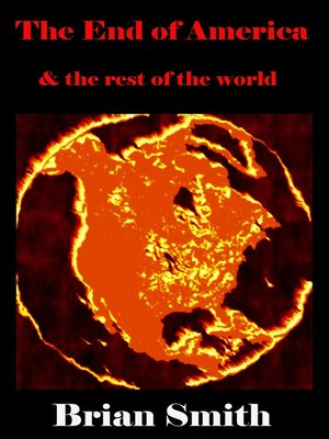 cover image of The End of America & the rest of the world
