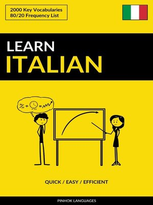 cover image of Learn Italian