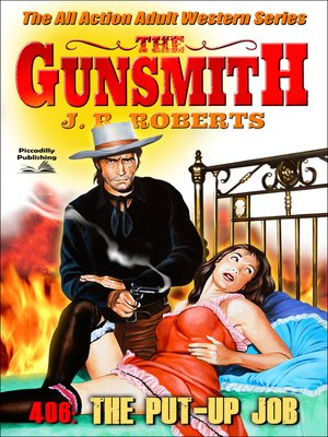 cover image of The Gunsmith 406