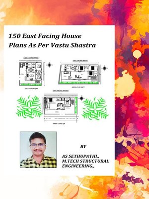 cover image of 150 East Facing House Plans As Per Vastu Shastra