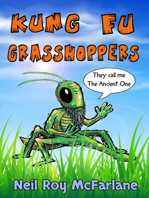 cover image of Kung Fu Grasshoppers
