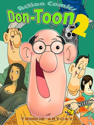 cover image of Don-Toon 2