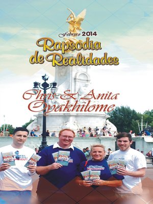 cover image of Rhapsody of Realities February 2014 Spanish Edition