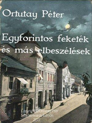 cover image of Egyforintos feketék