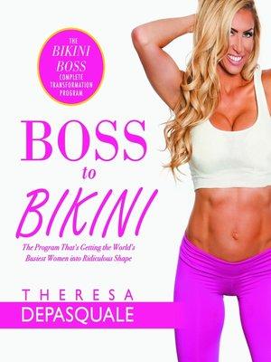 cover image of Boss to Bikini