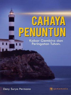 cover image of Cahaya Penuntun