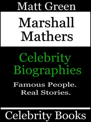 cover image of Marshall Mathers