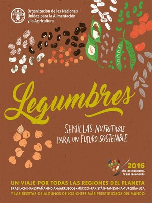 cover image of Legumbres