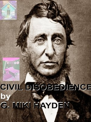 "cover image of ""Civil Disobedience"""