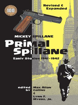 cover image of Primal Spillane