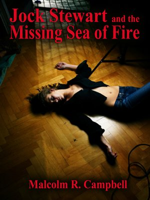 cover image of Jock Stewart and the Missing Sea of Fire