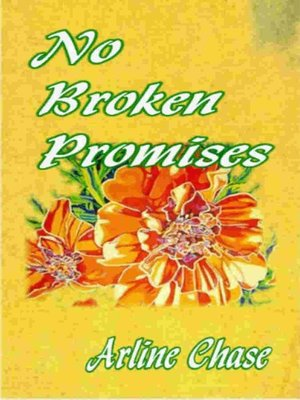 cover image of No Broken Promises