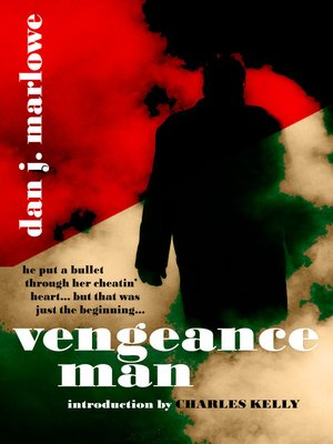 cover image of Vengeance Man