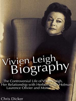 cover image of Vivien Leigh Biography