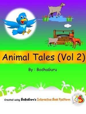 cover image of Animal Tales (Vol 2)