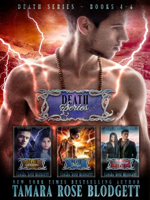 cover image of The Death Series Boxed Set (Books 4-6)
