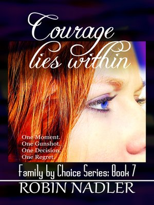 cover image of Courage Lies Within